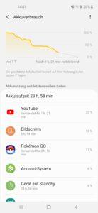 Samsung Galaxy A60 Testbericht Screenshot 14