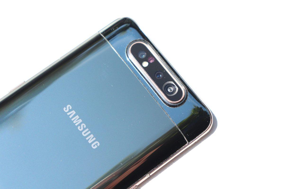 Samsung galaxy a80 dustmagnet