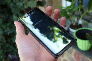 Samsung galaxy a80 handson test4