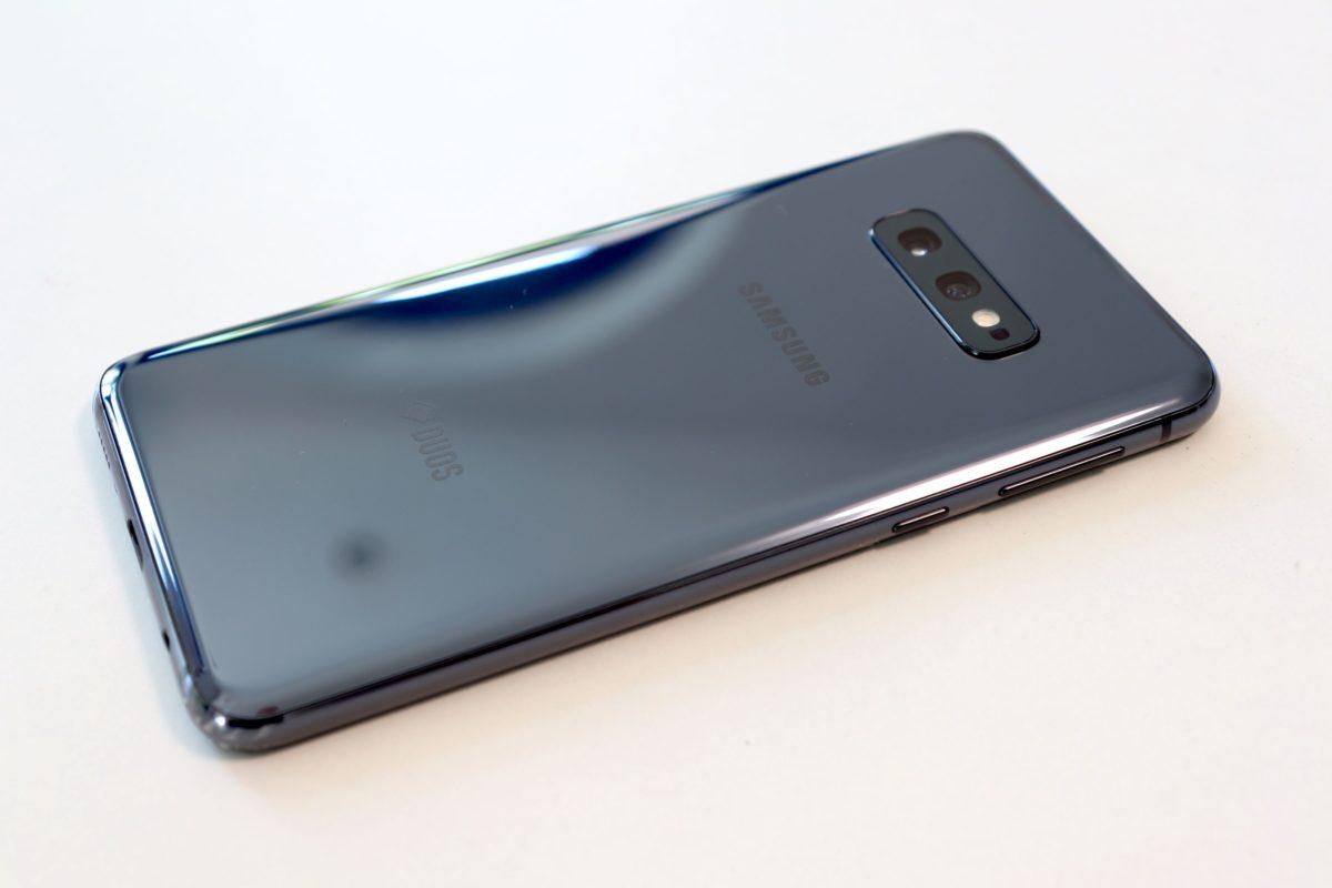 Samsung galaxy s10e rückseite