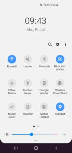 Samsung s10e android pie 2