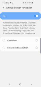 Samsung s10e bixby button deaktivieren 2