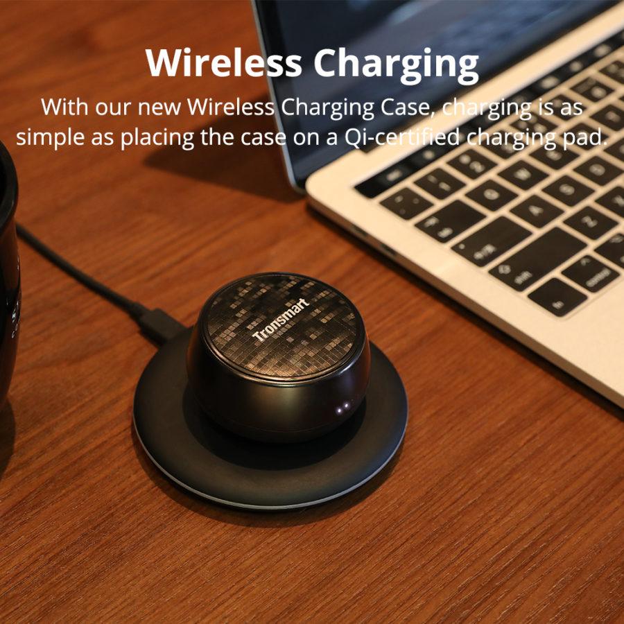 Tronsmart Spunky Pro Wireless Charging