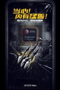 Vivo IQOO Neo Gaming Smartphone 1