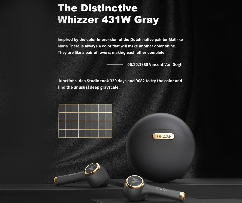 Whizzer TP 1 Kopfhörer Farbe