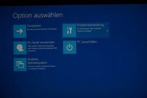Windows 10 Digitale Treibersignatur deaktivieren (1)