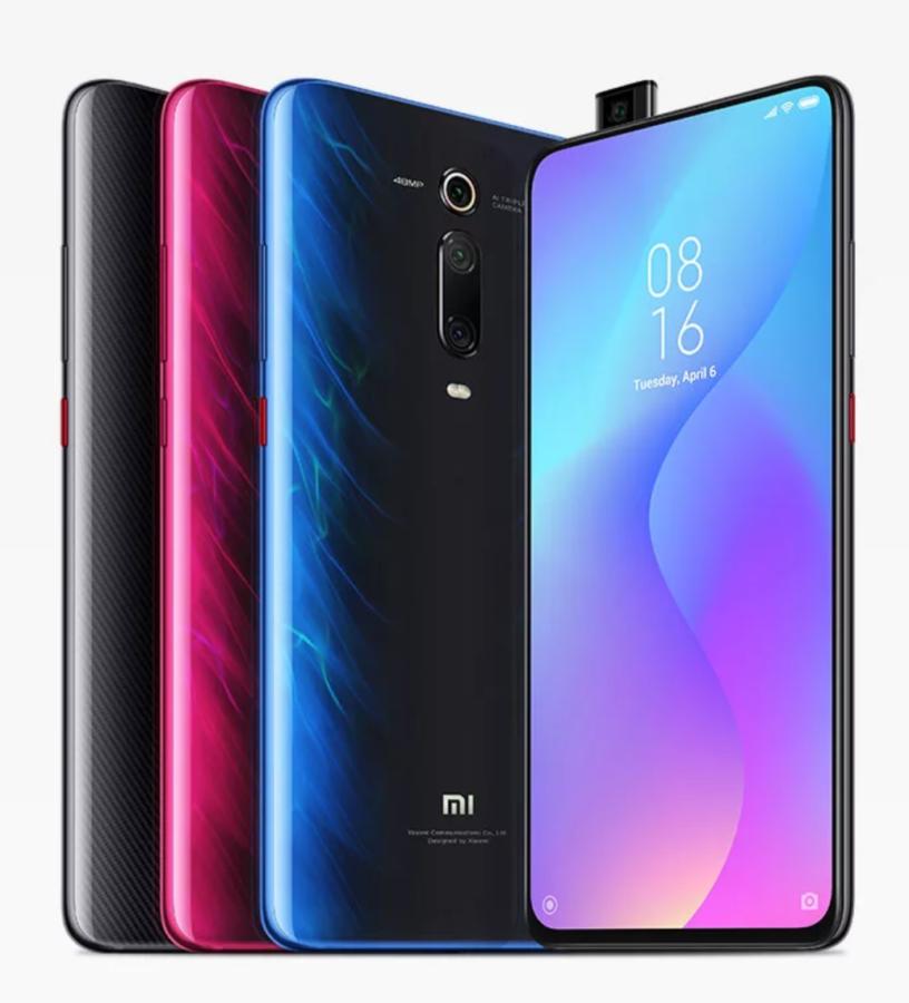 Xiaomi Mi 9T Farben
