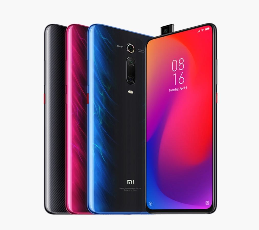 Xiaomi Mi 9T Pro Farben