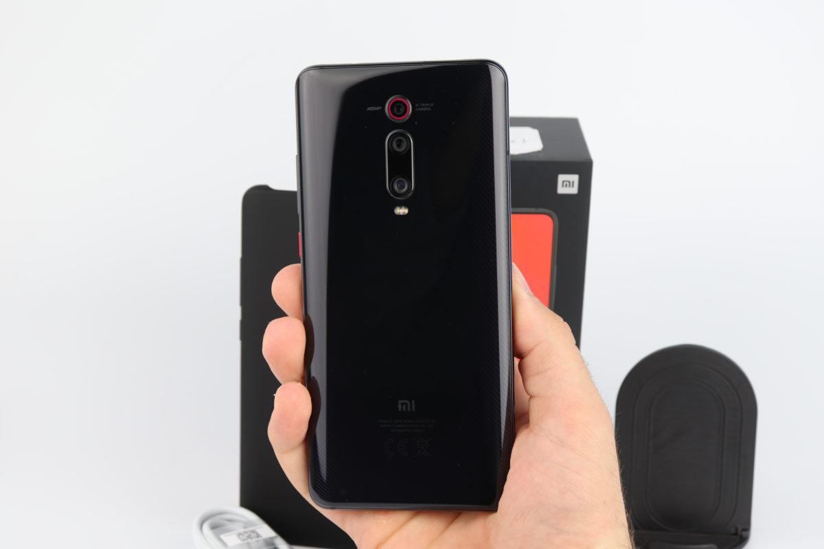 Xiaomi Mi 9T Pro Hand Rückseite