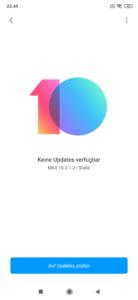 Xiaomi Mi 9T Pro MIUI System 4