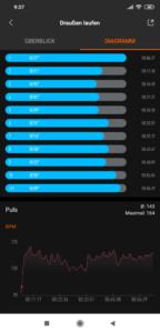Xiaomi Mi Band 4 Laufen 2