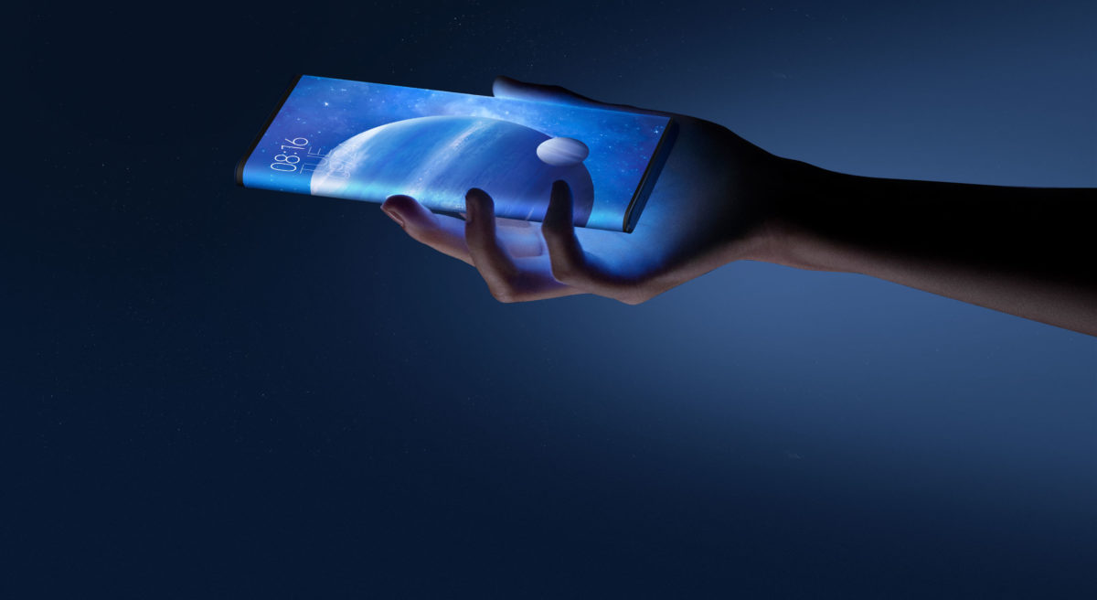 Xiaomi Mi Mix Alpha Hand
