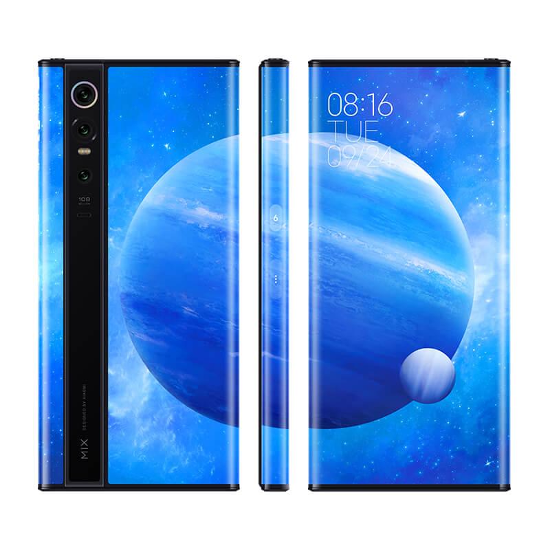 Xiaomi Mi Mix Alpha Konzept Einschätzung