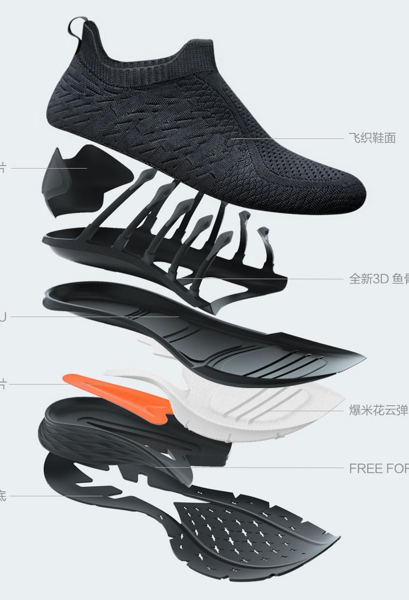 Xiaomi Mijia 3 Sneakers 9