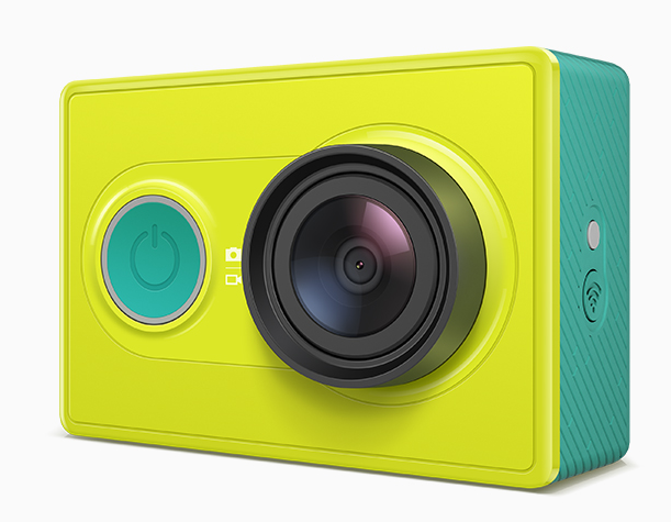 Xiaomi Yi Cam Action Kamera Test Testbericht Review