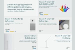 Xiaomi Deutschland Amazon Schaufenster 7
