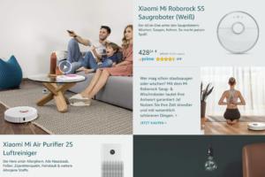 Xiaomi Deutschland Amazon Schaufenster 8