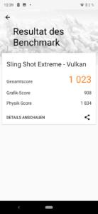 Xiaomi mi a3 3dmark