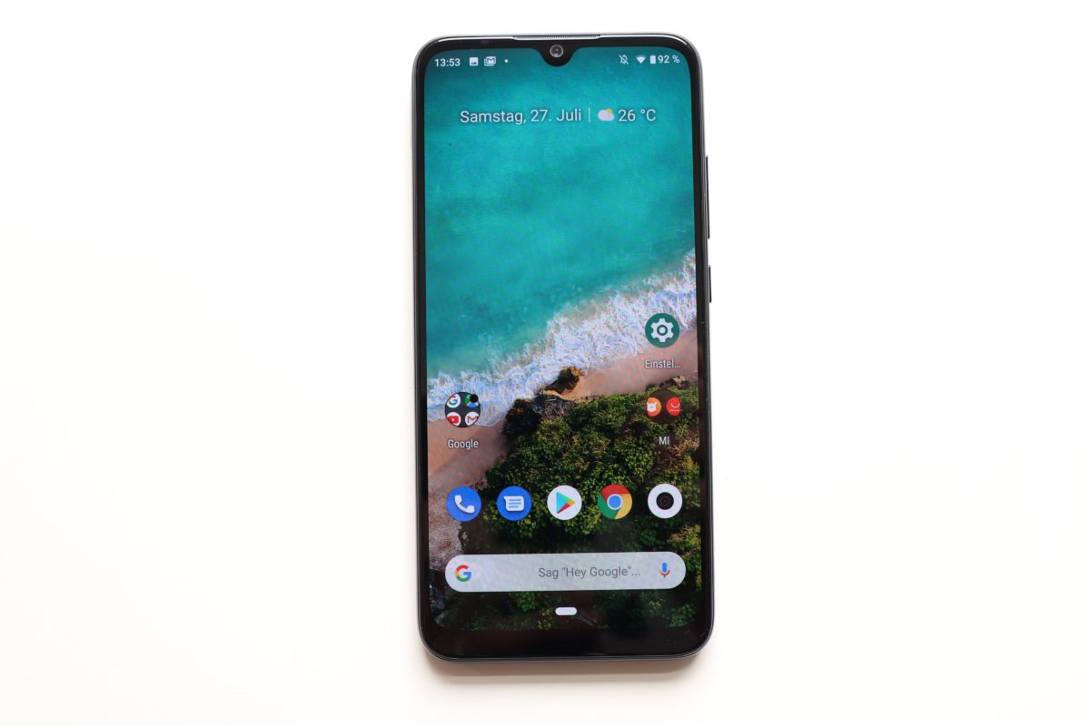 Xiaomi mi a3 display 3