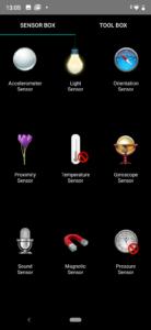 Xiaomi mi a3 sensoren