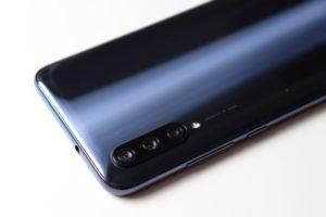 Xiaomi mi a3 triplecamera