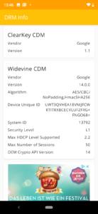 Xiaomi mi a3 widevine l1