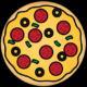 Pizzarucksack